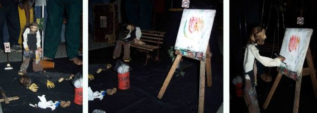 A Puppet Show In Guatemala - 1