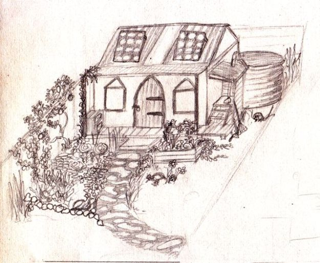 House drawing1