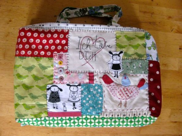 Art Journal Bag