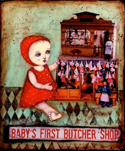 Baby's First Butcher Shop