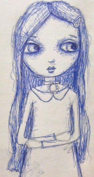 Biro sketches
