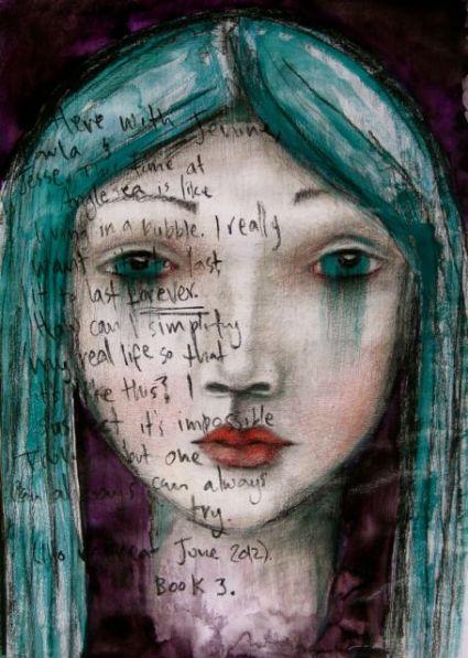 Colour portrait