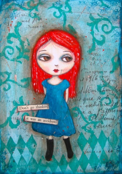 Colouring book dolls 3