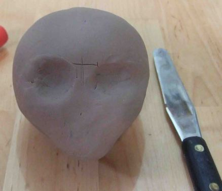 How To Sculpt A Head 3