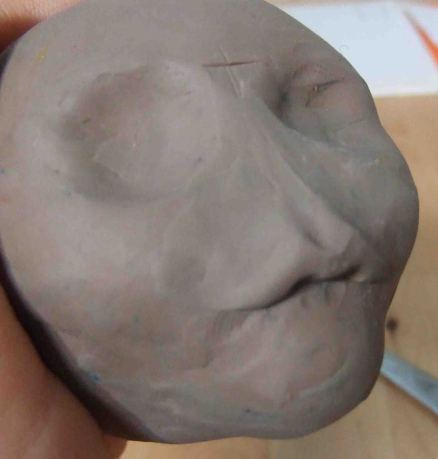 How To Sculpt A Head 5