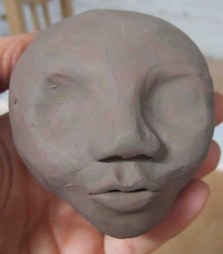 How To Sculpt A Head 9