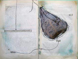 I've got a new art journal 5