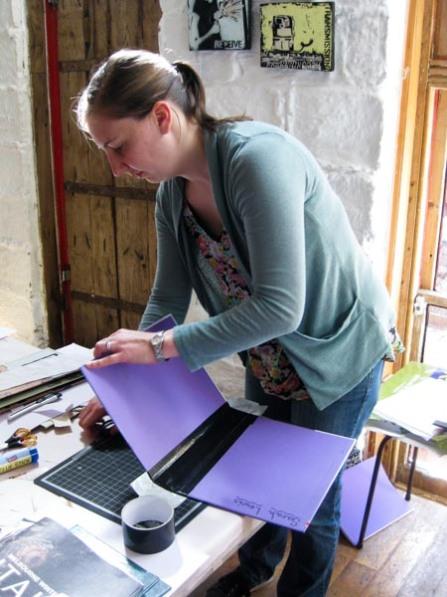 Journal-making workshop 3