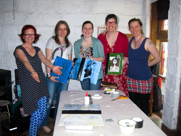 Journal-making workshop 5