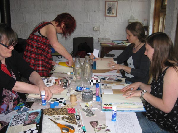 Journal-making workshop 6