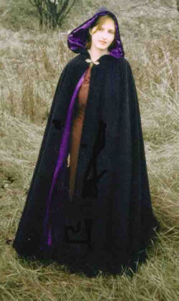 Mortimer's Cloak