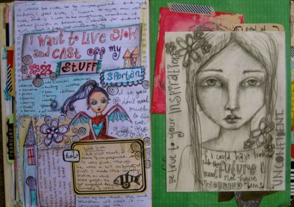 Pages from my journal 2