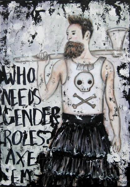 Axe Gender Roles-3