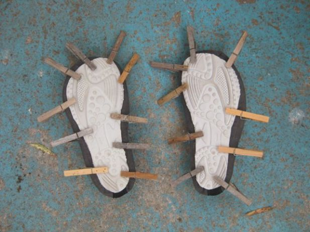 Homemade Shoes 11