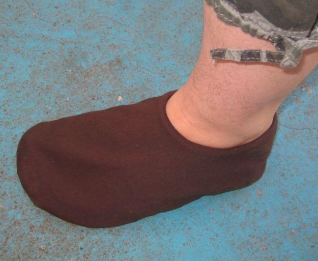 Homemade Shoes 2