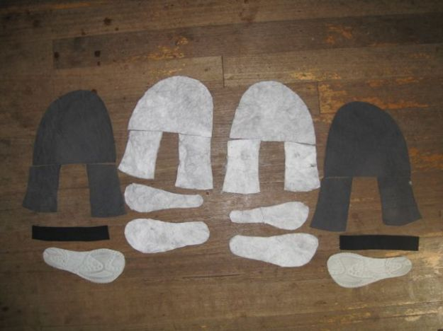 Homemade Shoes 8