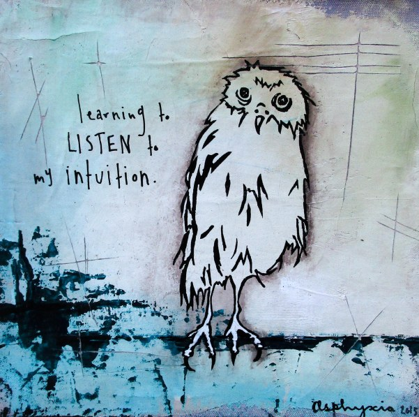 Intuition Owl-2