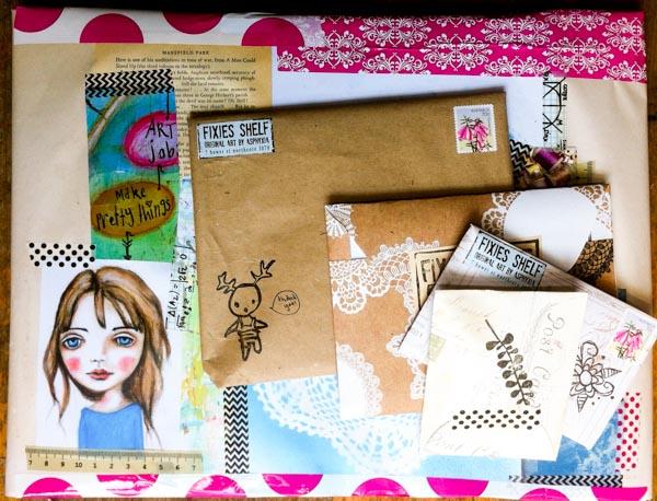 Mail Art 11