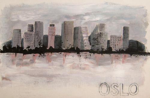Oslo Skyline 1