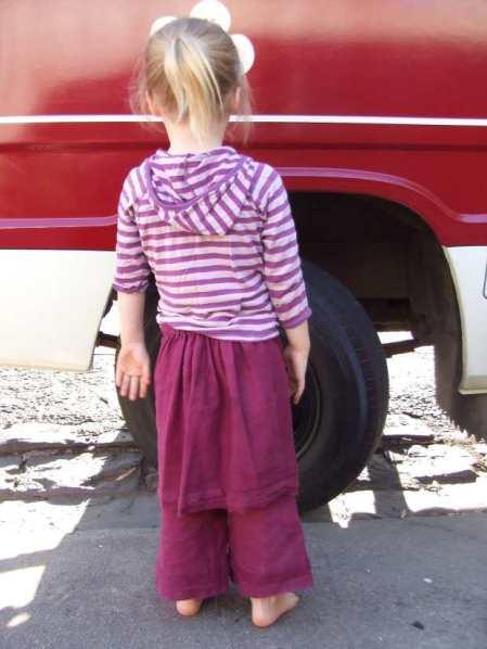 Pants and Skirt 5