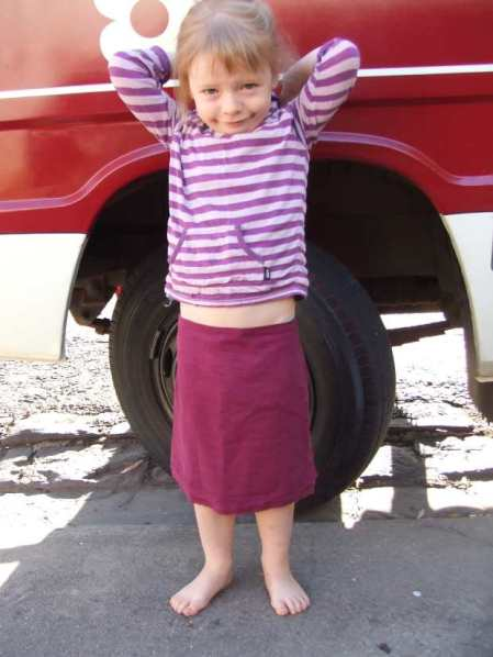 Pants and Skirt 6