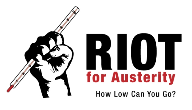 Riot For Austerity