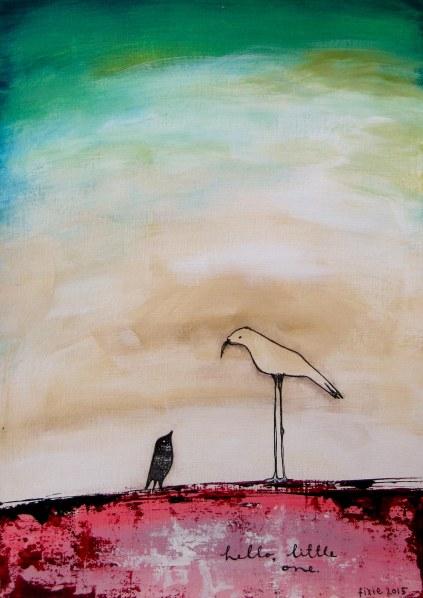 Two birds-1