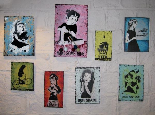 My Stencil Series