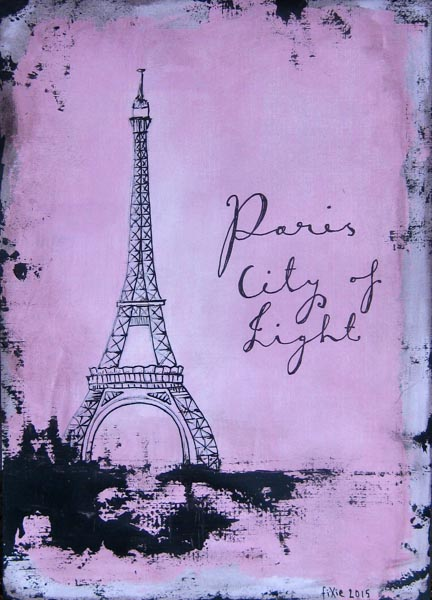 Paris City Of Light-1