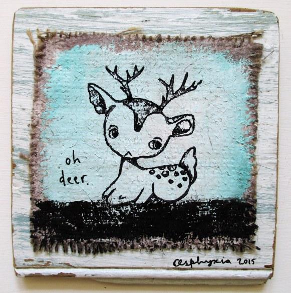 Oh Deer Aqua-2