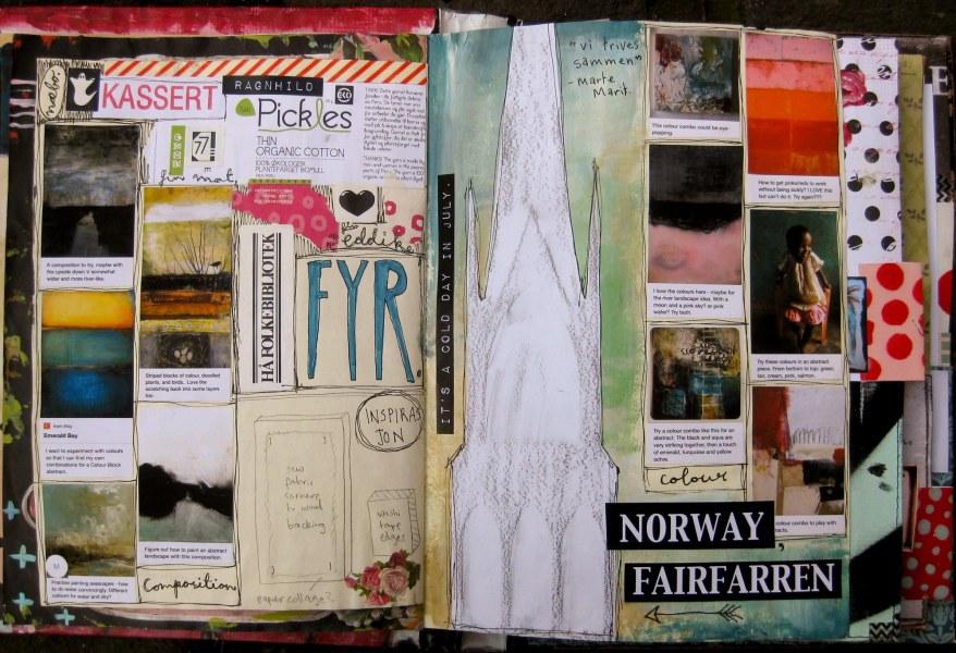 Travel Journal 2015