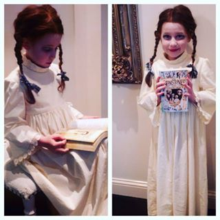 Milla as Martha Grimstone