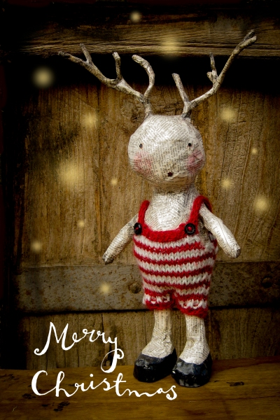 christmas-card-antlers-and-stripes