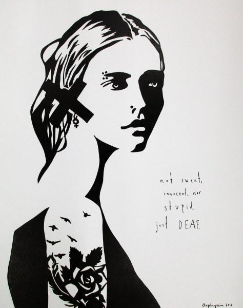 just-deaf